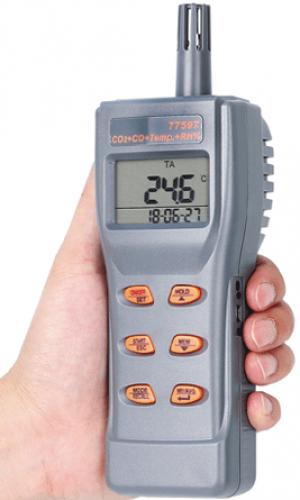 Máy đo khí đa chỉ tiêu DH.Gas3007 Daihan