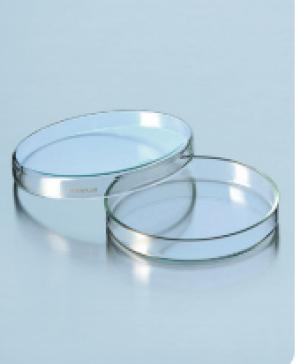 Đĩa petri thủy tinh 100x10mm Duran