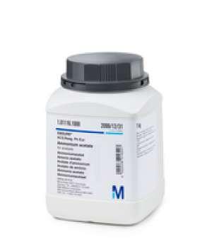 Ammonium acetate for analysis EMSURE® ACS,Reag. Ph Eur 50kg Merck