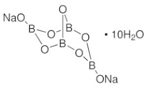 di-Sodium tetraborate decahydrate for analysis ACS,ISO,Reag. Ph Eur 1kg Merck