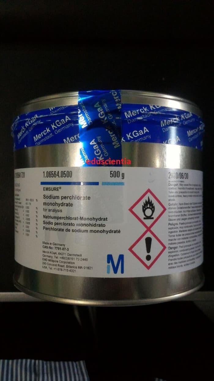 Sodium perchlorate monohydrate for analysis EMSURE® 500g Merck