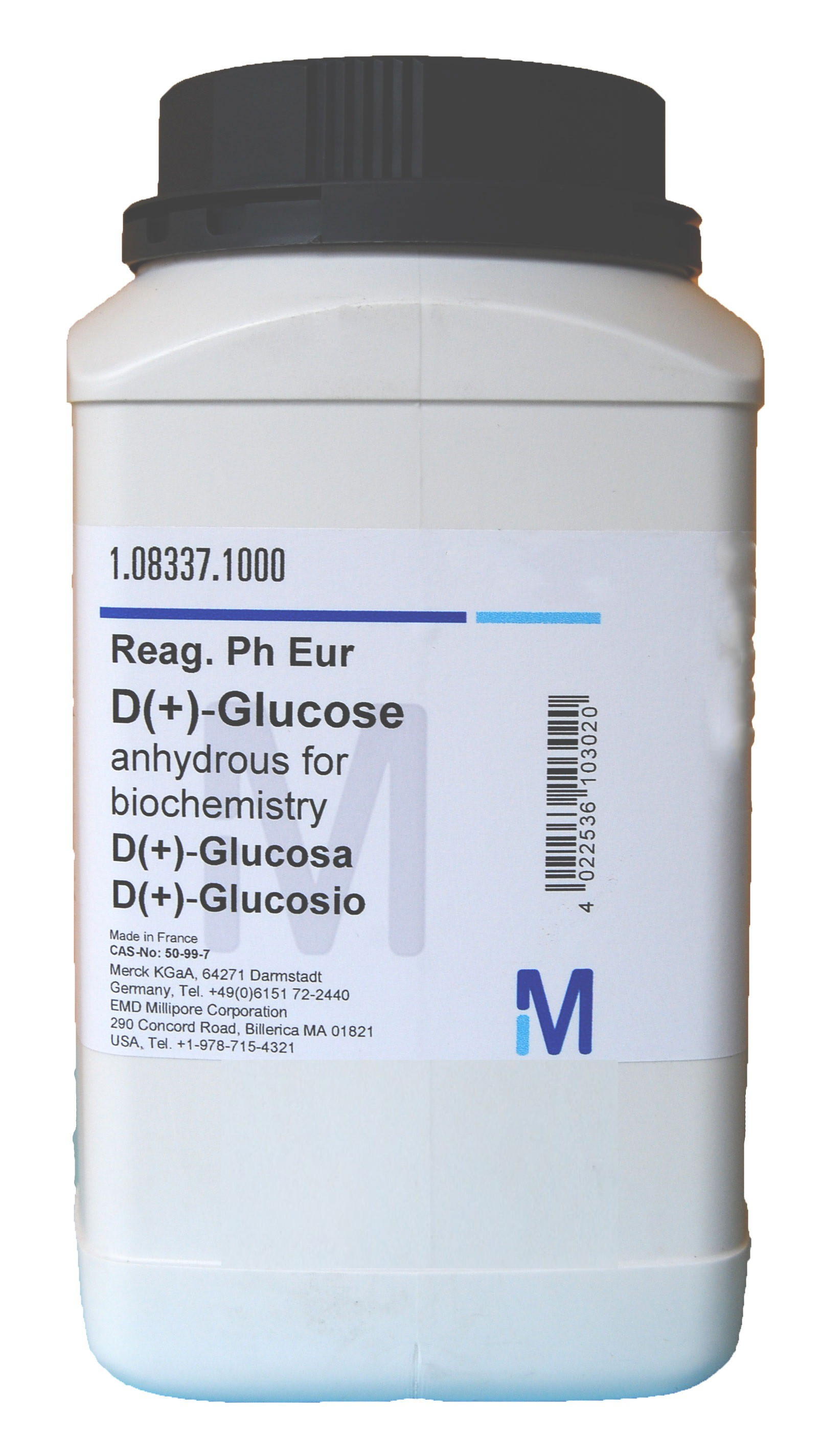 Starch soluble GR for analysis ISO 250g Merck
