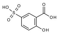 5-Sulfosalicylic acid dihydrate for synthesis 100g Merck