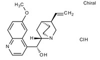(-)-Quinine hydrochloride dihydrate for synthesis 25g Merck