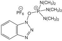 BOP Benzotriazole-1-yl-oxy-tris-(dimethylamino)- phosphonium hexafluorophosphate Novabiochem® 25g