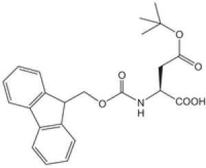 Fmoc-Asp(OtBu)-OH Novabiochem® 25 g Merck Đức