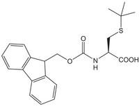 Fmoc-Cys(tBu)-OH Novabiochem Merck