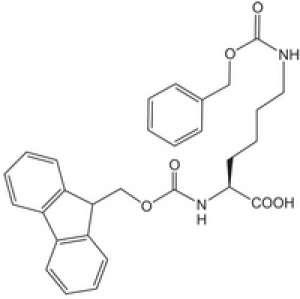 Fmoc-Lys(Z)-OH 5g Merck