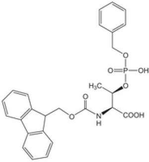 Fmoc-Thr(PO(OBzl)OH)-OH 1g Merck
