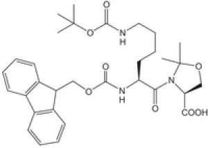 Fmoc-Lys(Boc)-Ser(psiMe,Mepro)-OH 1g Merck
