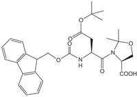 Fmoc-Asp(OtBu)-Ser(psiMe,Mepro)-OH 5g Merck Đức