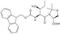 Fmoc-Ile-Ser(psiMe, Mepro)-OH Novabiochem® 5g Merck