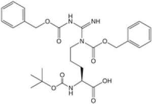Boc-Arg(di-Z)-OH Novabiochem® 25 g Merck