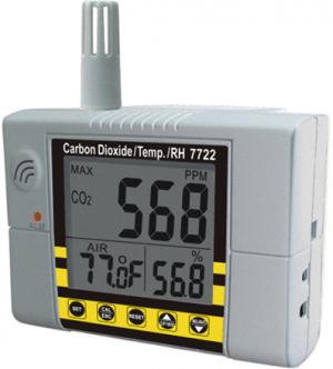Máy đo nhiệt độ, độ ẩm DH.Gas3015 Daihan