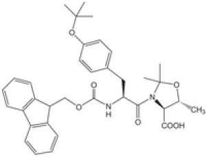 Fmoc-Tyr(tBu)-Thr(psiMe,Mepro)-OH 5 g Merck