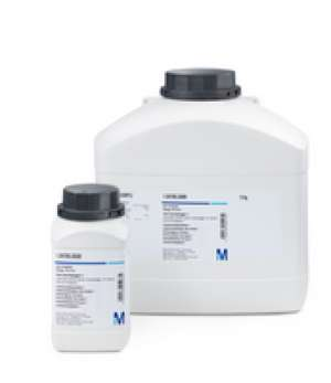 Ion exchanger IV (weakly acidic cation exchanger) H⁺-form, GR for analysis 5kg Merck