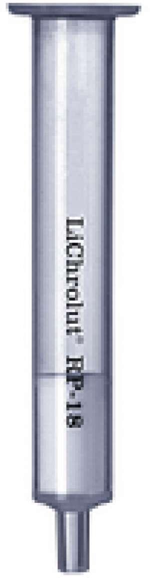 Lichrolut RP-18 (40-63um) 200mg 3ml St Merck Đức