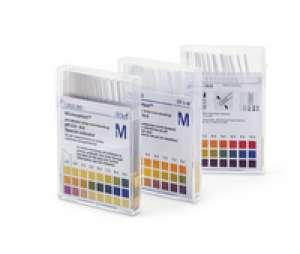 pH-Indicator Strips Non-Bleeding Merck