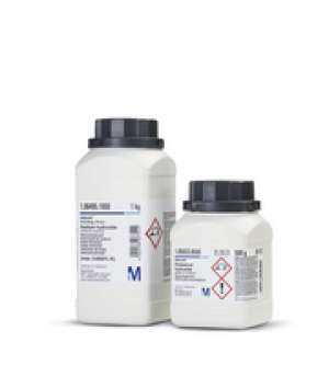 Ammonium heptamolybdate tetrahydrate GR for analysis ACS,ISO,Reag. Ph Eur 250g Merck- Đức