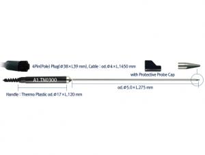 Đầu dò nhiệt độ NTC A1.TN0300 Daihan