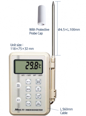 Máy đo nhiệt độ A1.T9235 Daihan