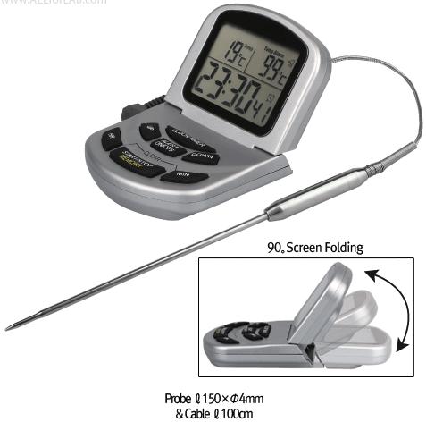 Máy đo nhiệt độ AL.91000.003F Daihan