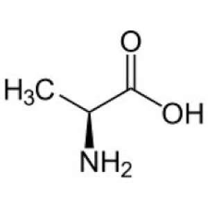 L-Alanine for biochemistry 25g Merck