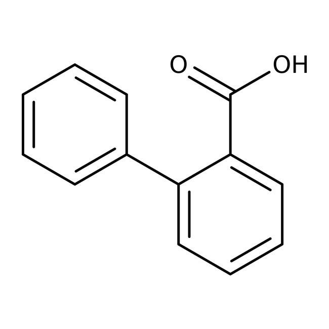 2-Biphenylcarboxylic acid 98% 25 g Acros
