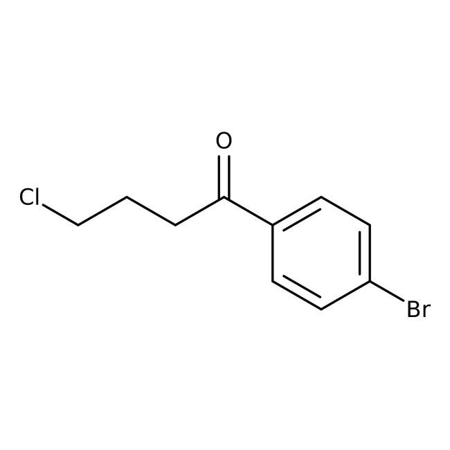 4'-Bromo-4-chlorobutyrophenone, 97% 100g Acros
