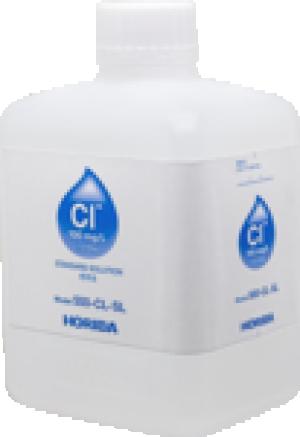 Dung dịch chuẩn điện cực ion Chloride 100mg/L, 500 ml 500-CL-SL Horiba