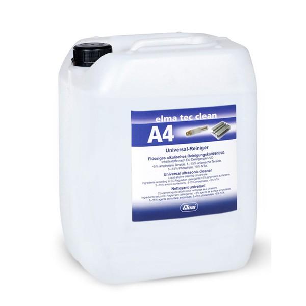 Dung dịch làm sạch công nghiệp Elma tec clean A4, 2.5 lít