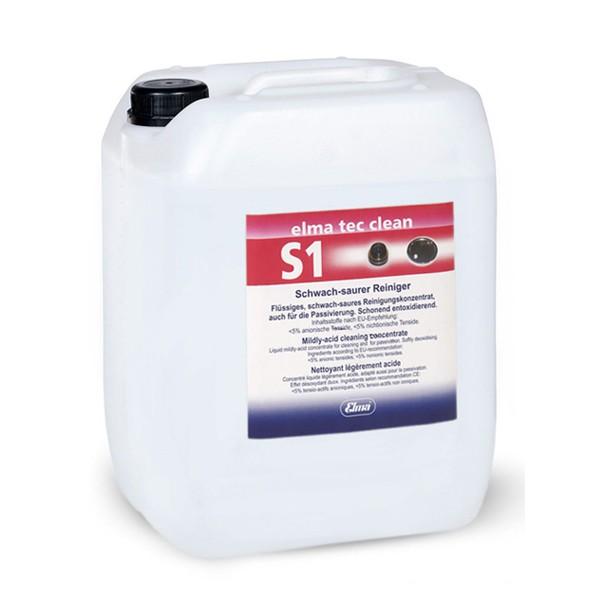 Dung dịch làm sạch công nghiệp Elma tec clean S1, 2.5 lít