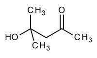 4-Hydroxy-4-methyl-2-pentanone for synthesis 1l Merck