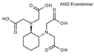 trans-1,2-Diaminocyclohexane-N,N,N',N'-tetracetic acid monohydrate for synthesis 5g Merck
