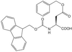 Fmoc-Asp(OBzl)-OH Novabiochem® 25 g Merck