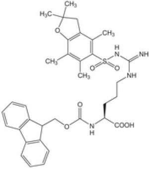 Fmoc-Arg(Pbf)-OH 5g Merck