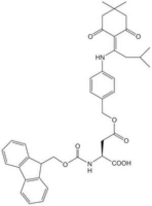 Fmoc-Asp(ODmab)-OH 1g Merck