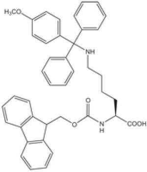 Fmoc-Lys(Mmt)-OH 1g Merck