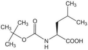 Boc-Leu-OH . H₂O Novabiochem® 25g Merck