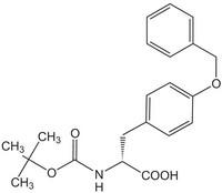 Boc-D-Tyr(Bzl)-OH Novabiochem® 25g Merck