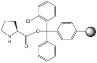 H-Pro-2-ClTrt resin Novabiochem® 1g Merck