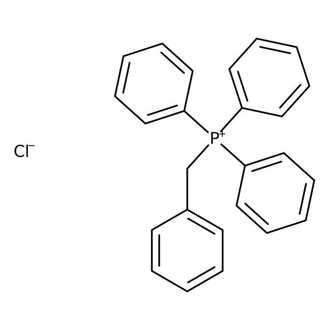 Benzyltriphenylphosphonium chloride, 99% 25 g Acros