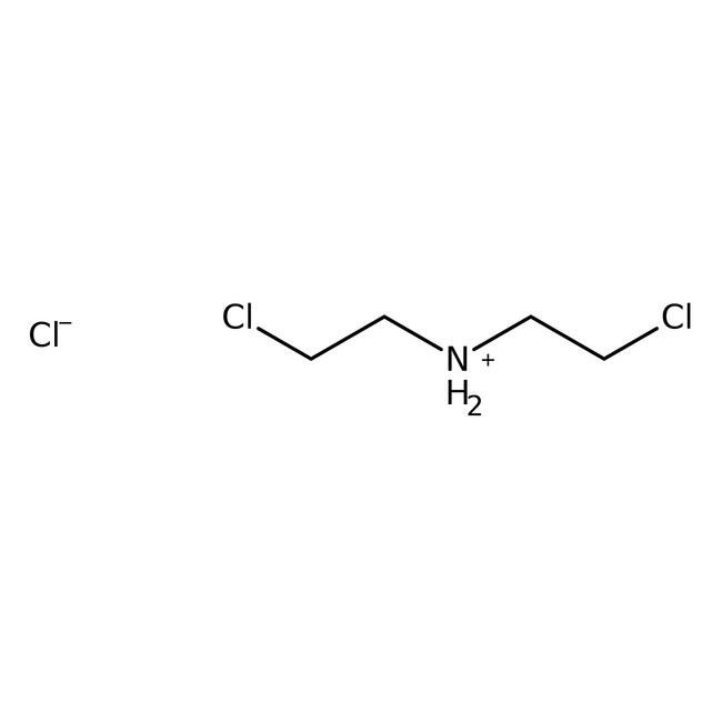 Bis(2-chloroethyl)amine hydrochloride, 98% 100 g Acros
