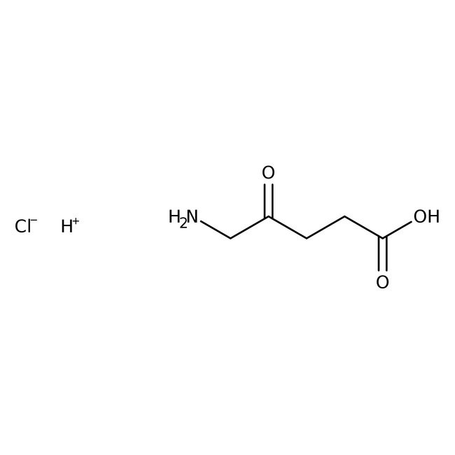 5-Aminolevulinic acid hydrochloride, 99% 500mg Acros