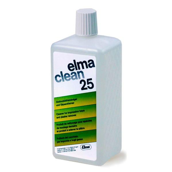 Dung dịch làm sạch dụng cụ nha khoa Elma clean 25, 1 lít