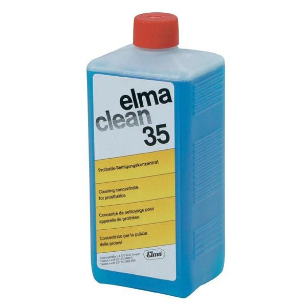 Dung dịch làm sạch dụng cụ nha khoa Elma clean 35, 1 lít