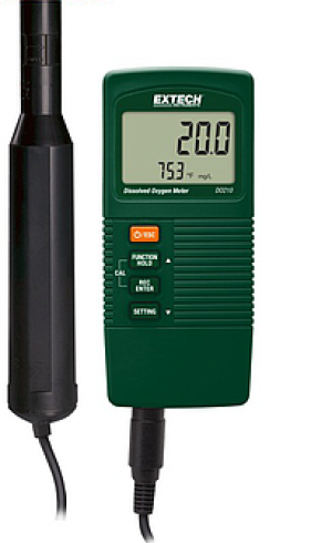 Máy đo nồng độ oxy hòa tan (DO) cầm tay DO210 Extech