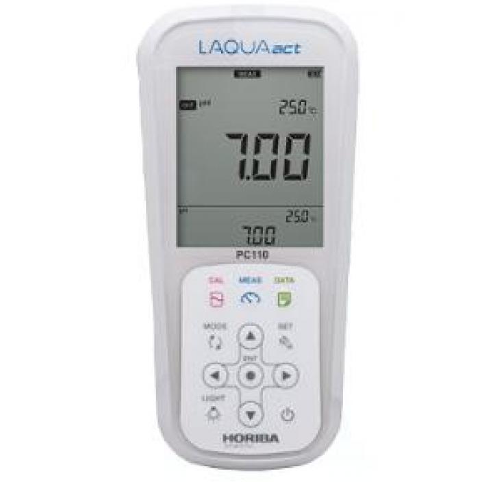Máy đo pH/ ORP/ DO cầm tay D-75G Horiba