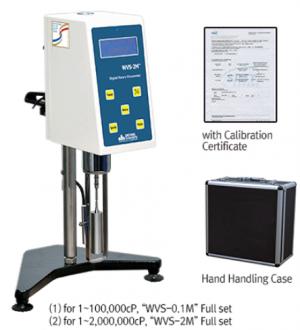 Máy đo độ nhớt DH.WV1011 Daihan