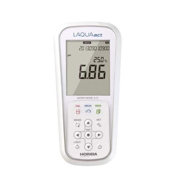 Máy đo pH/ORPcầm tay D-72G Horiba